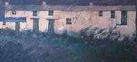 Derelict Farm by John Piper