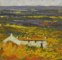 Penwith gorse by John Piper