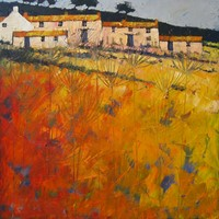 Penwith Farm by John Piper