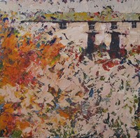 Lichen terrace by John Piper