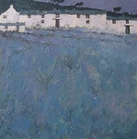 Autumn blue by John Piper