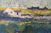 Farm cottage by John Piper