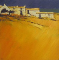 Farm buildings by John Piper