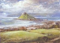 St Michaels Mount by David Rust