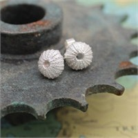 Urchin studs<br>Earings from £68 by Fay Page