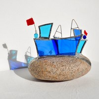 'Toots boats' prices range from £18 -  £ 50 by Toots