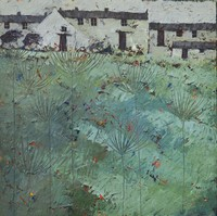 Cow Parsley meadow by John Piper