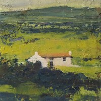Hill Farm by John Piper