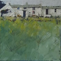 Parsley green by John Piper