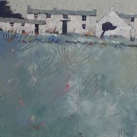 Across the fields by John Piper