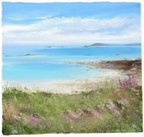 A Summer's Day on the Isles of Scilly by Amanda Hoskin
