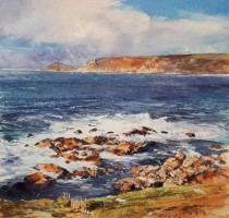 From Sennen to the Cape by David Rust