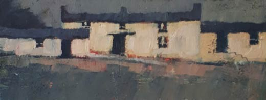 Evening Farm by John Piper