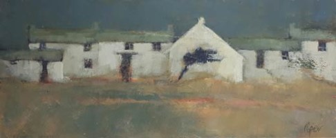 Farm  by John Piper