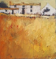 Autumn farm by John Piper