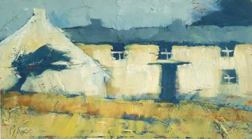 Blackthorn by John Piper