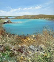Beautiful Day on St Agnes, Scillies by Amanda Hoskin