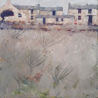 St Levan Cottages by John Piper