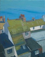 St Ives roof by Gary Long