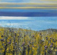 Thistles Land's End by John Brenton