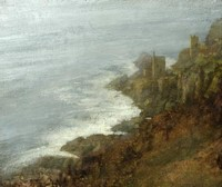 Sea Mist, The Crowns at Botallack by Benjamin Warner