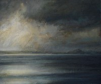 Breaking light, Mounts Bay by Benjamin Warner