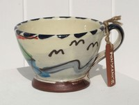 Tea cup from £19.50 by Kevin Warren