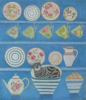 Cornishware by Tracy Rees
