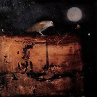 At the edge of land by Catherine Hyde