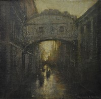 Bridge of Sighs  by Benjamin Warner