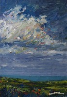Just past Zennor by John Piper