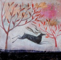 The cranberry dawn by Catherine Hyde
