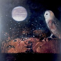 The waiting moon by Catherine Hyde