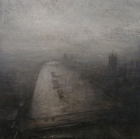 Last-Light, Thames  by Benjamin Warner