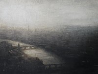 Early evening, from the Shard by Benjamin Warner