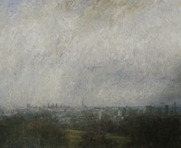 Distant Shard, from Parliament Hill by Benjamin Warner