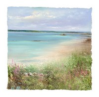 A Summer's Day St Martins  by Amanda Hoskin