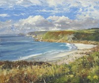 Whitesands Bay by David Rust