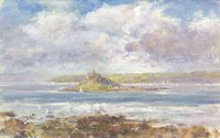 Mounts Bay by David Rust