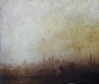 London Skyline, Sunrise by Benjamin Warner