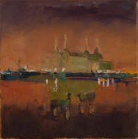 Battersea Power Station by Rosemary Trestini