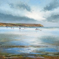 Nare Head, Carne Beach by Michael Sanders