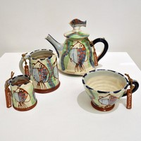 Tiny jug £10 small jug  £ 17 Breakfast cup from  £ 15 by Kevin Warren