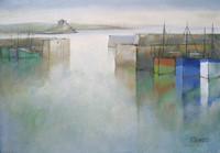 Looking into the Bay by Michael Praed