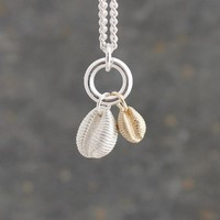 Cowrie cluster<br>Clusters from £91 by Fay Page