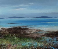 Summer memories Tresco by Amanda Hoskin