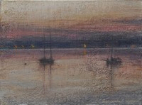Morning Glow, Mounts Bay  by Benjamin Warner