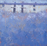 Cow Parsley cottage by John Piper
