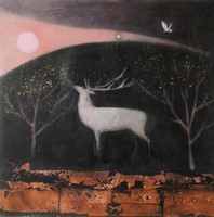 The dark hill by Catherine Hyde