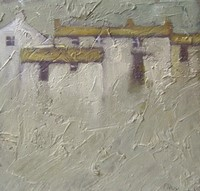 Penwith buildings by John Piper